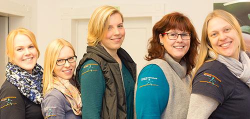 Das Team von Ergotherapie Gropp in Hoya